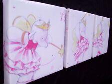 Pegatinas y plantillas de pared sin marca color principal rosa para el hogar