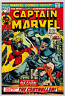 CAPTAIN MARVEL # 30 - STARLIN - EARLY THANOS AND CONTROLLER - FN/VF 7.0