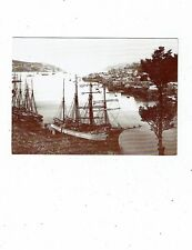 CORNISH POST CARD A COUNTY MUSEUM CARD OF FOWEY c. 1900 (18)