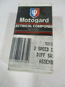 Motogard Component DANA Eaton 2 Two Speed Limit Switch Breaker