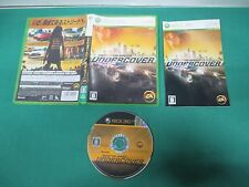 Xbox360 -- NEED FOR SPEED UNDERCOVER -- JAPAN. GAME. Clean & Work fully. 52611