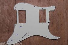Golpeador Mint Green HH Stratocaster Pickguard 3 Capas Humbucker Strat Strato