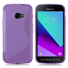 Samsung Galaxy Xcover 4 - TPU Anti-Scratches Soft Gel Silicone Cover Case Canada
