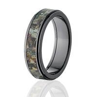 Max 4 Realtree Camo Rings Camouflage Wedding Rings Ebay