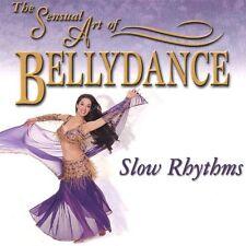 Sensual Art of Bellydance: Slow Rhythms by Various Artists (NEW CD)