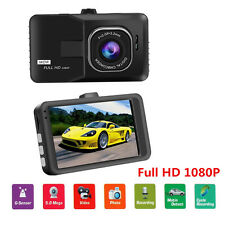 2017 New 3.0'' Car Dvr Full HD 1080P DVRs Registrar Car Camera Digital Video CAM