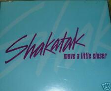 Shakatak Move A Little Close CD UK Single EX