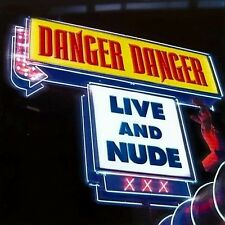 "DANGER DANGER - LIVE AND NUDE (CD ""NEW"")"