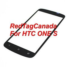 LCD Top Front Outer Screen Glass Lens For HTC One S  - CANADA