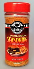 Steak N Shake Fry N Steakburger Seasoning 7.48 oz