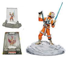 Micromáquinas Titanio Serie Star Wars Luke Skywalker Nuevo y Sellado