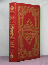 1st, signed by 3, Cosm by Gregory Benford, Easton Press (1998)
