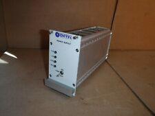Ortel Corporation  Power Supply
