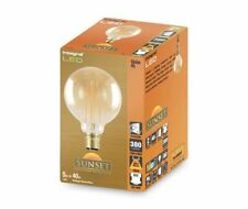 LED Sunset Vintage Globe 95mm 5.0W (40W) 1800K 380lm B22 Dimmable Lamp