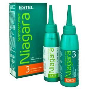 Bio Permanent Set for Chemical Wave Estel Professional Niagara #3 Colored Hair