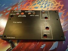Marantz 2240B Stereo Receiver Parting out  Metal Cover