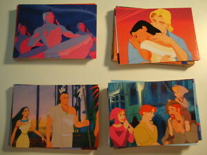 Disney Pocahontas Trading Card Set by Skybox