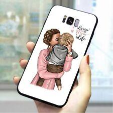 Phone Cover for Samsung Galaxy S8 S9 S10 Plus S6 S7 Edge M10 M20 M30 Case B909