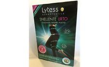 LYTESS leggings snellente urto nero TAGLIA S/M