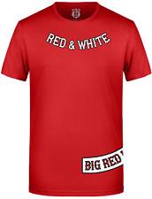 NEU Hells Angels Support 81 Big Red Machine T-Shirt WORLD SIDEROCKER ROT NEU