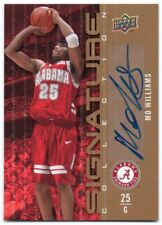 2009-10 Upper Deck Signature Collection 98 Mo Williams Auto Cleveland Cavaliers