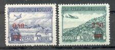 ALBANIEN 1952 521-522 ** TADELLOS 650€(48372