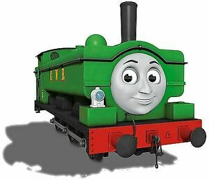BACHMANN HO SCALE 1/87 DUCK ENGINE WITH MOVING EYES | BN | 58810