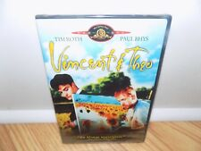 Vincent & Theo (DVD, 2005) Rare Out of Print BRAND NEW SEALED!!!