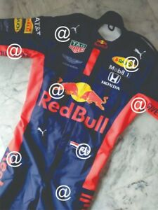 Redbull F1 Racing Printed Suit 2020