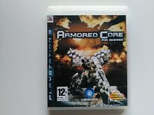 Juego PS3 Armored Core For Answer. Play Station 3