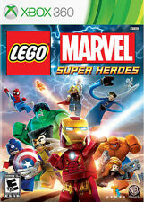 LEGO Marvel Super Heroes Xbox 360 New Xbox 360, Xbox 360