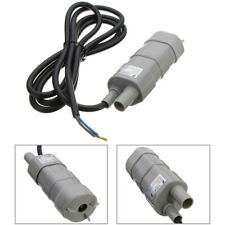 DC 12V Submersible Pump Immersible Pump Under Water Aquarium Bath Pump 600L/H 5M