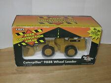 Ertl 1994 Die-Cast Metal CAT Caterpillar 988B Wheel Loader 1/50 Toy #2435
