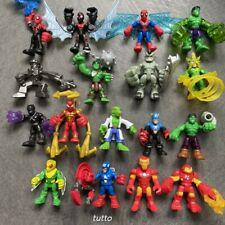 30+ Playskool Marvel Super Hero Squad Power Up Adventures Figures Kids Toy Gift