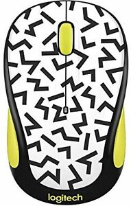 Logitech M325c Wireless Mouse ZIGZAG YELLOW (NO RECEIVER) (IL/RT6-644-910-004...