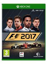 Codemasters Xbox One F1 2017 Versione Europa