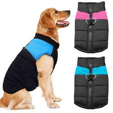 Hundemantel Wasserdicht Groß Hunde Hundejacke Hundekleidung Regenmantel 2XL-7XL