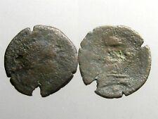 ANONYMOUS BRONZE UNCIA_________Roman Republic_________PROW OF GALLEY