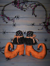 """The Witch Is In"" Boots~ LCC213~ Pattern EB"