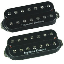 Seymour Duncan 7-String Hot Rodded Humbucker set black SH-2 SH-4 NEW free ship