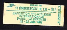 FRANCE CARNET 2155-C2a ** MNH carnet fermé, conf. N° 6, cote: 19  €  (L1)