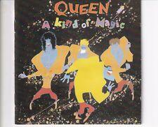 CD QUEENa kind of magicHOLLAND 1986 EX-  (B5551)