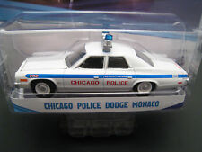 Chicago Police Dodge Monaco  Blues Brothers  Limitiert  Greenlight  1:64  OVP