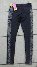 """ZUMBA® Hose, Leggings """"Panel Perfect Leggings"""" Gr. S, """"Go for the Gunmetal"""", NEU"""