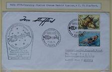 S1370) viaggi nello spazio space Apollo-Soyuz tracking NASA Madrid/Autopen Tom Stafford