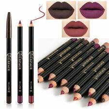 Hot Sale Lipstick Lip Liner Waterproof Long Lasting Matte Makeup Pencil Lip Pen