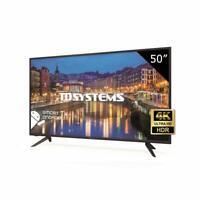 TV TD Systems K50DLH8US - Televisor Led 50 Pulgadas Ultra HD 4K Smart