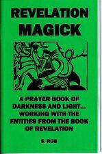 REVELATION MAGICK black and white magic - biblical magic satanism occult spells