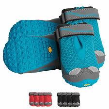 Ruffwear GripTrex V2 Dog Boots - Set of Four Boots Hike, Bike, Walk Paw Wear