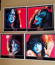 Kiss Solo Lithograph Litho Poster Relic (A2)